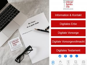 Das digitale Testament