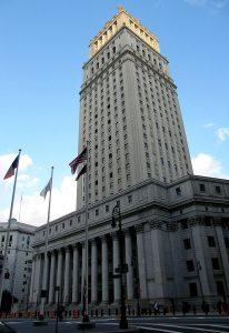 Das Gerichtsgebäude des Second Circuit in den USA.