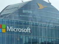 Rechenzentrum Microsoft in der EU