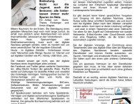 Digitales Erbe im Bestatterboten München