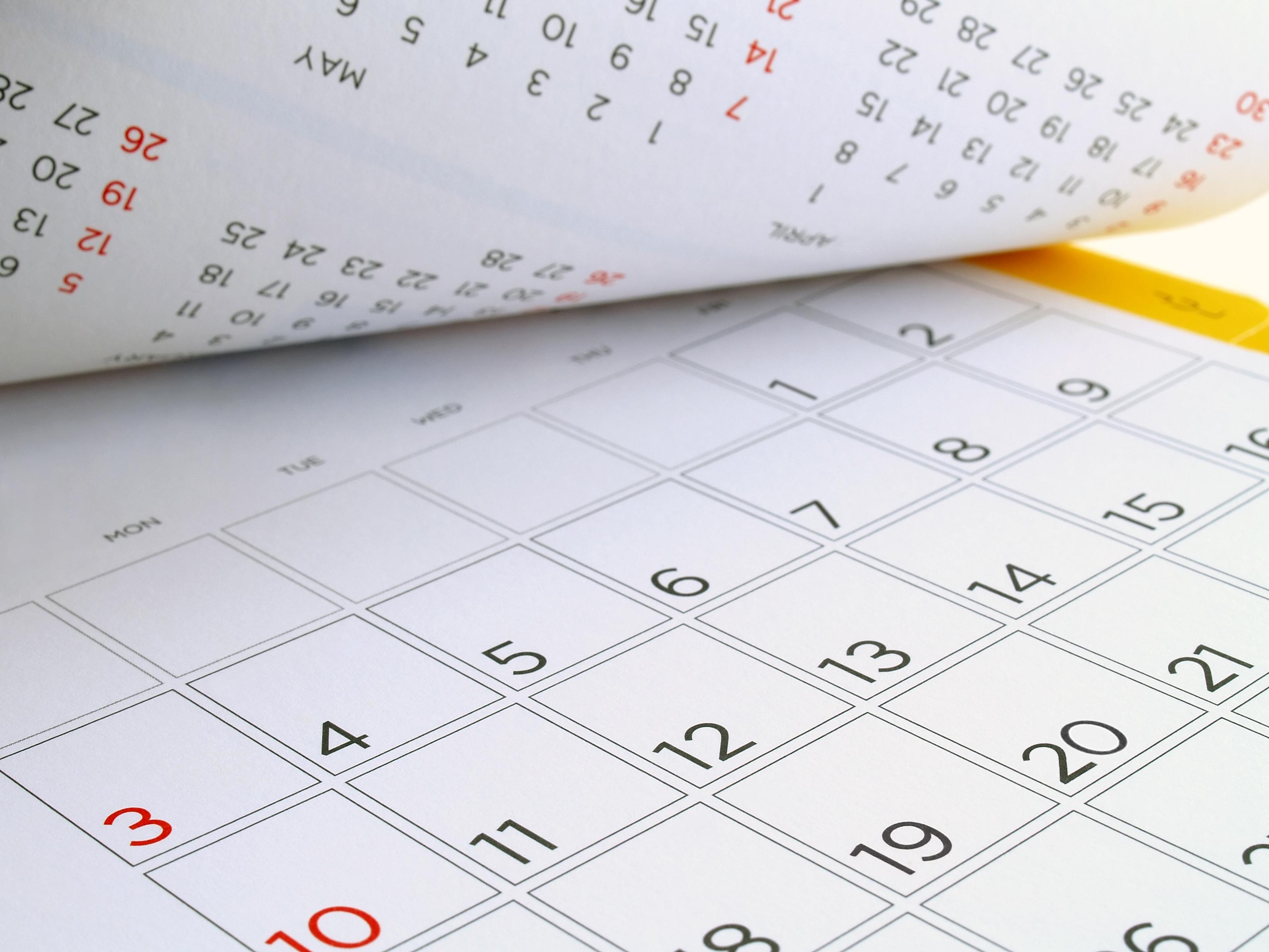 Beratungskalender