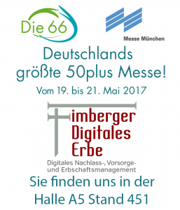 Digitales Erbe Fimberger Messe 66 in München