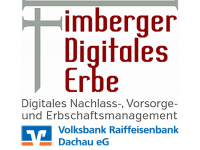 Raiffeisenbank Dachau und digitales Erbe Fimberger