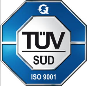 Das TÜV-Süd Zertifikat