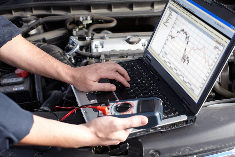 Digitale Daten im KFZ und Auto