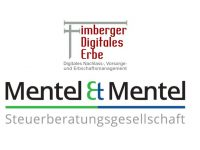 Mentel & Mentel GmbH als Kooperationspartner von Digitales Erbe Fimberger