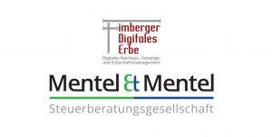 Mentel & Mentel GmbH als Kooperationspartner von Digitales Erbe Fimberger