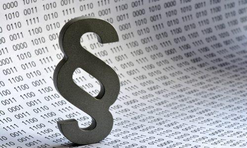 Datenschutz, Recht, Computer