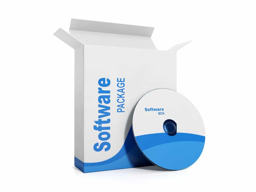 Verkauf von gebrauchter Software