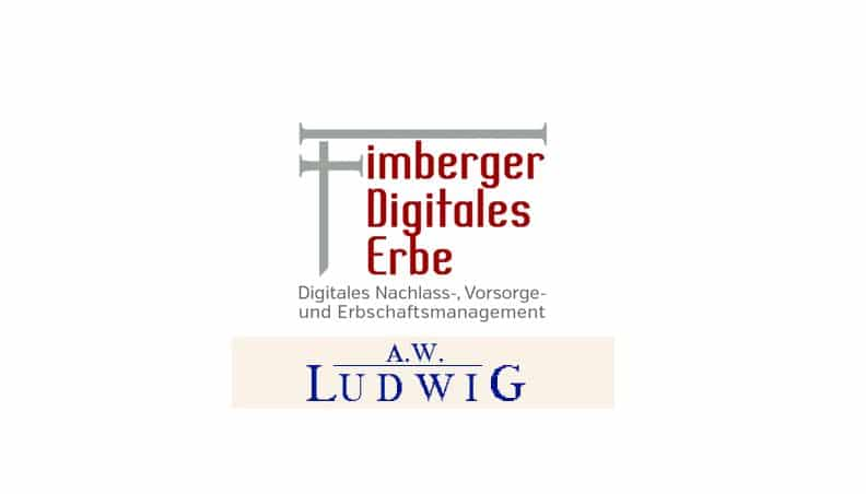 Pressemitteilung vom 28.01.2020 – Digitales Erbe Fimberger ist Partner von Bestattungen & Trauerhilfe A.W. Ludwig Zwickau