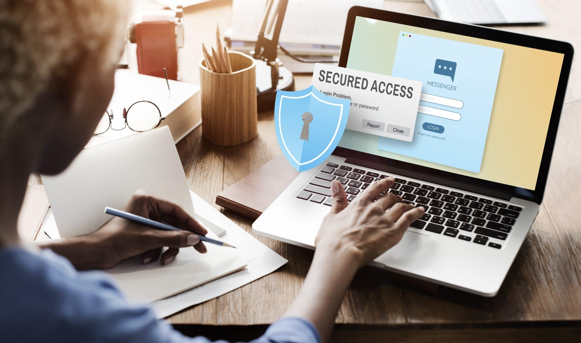 IT-Sicherheit – Grundregeln für Firmen