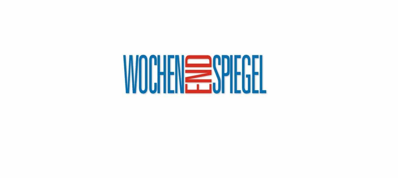 Der WochenENDspiegel aus Zwickau berichtet