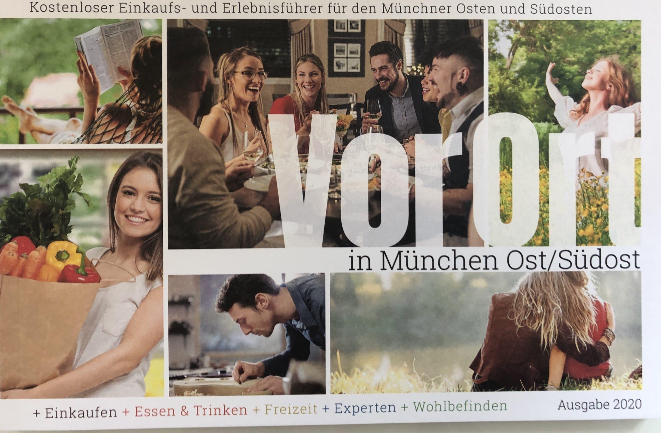 Der Einkaufs- und Erlebnisführer für den Münchner Osten und Südosten